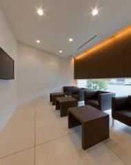 前処置室・リカバリー室 (大腸カメラの下剤を飲む部屋です)